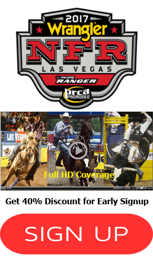 Watch Full coverage of NFR 2017